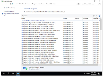 Microsoft Office 2016 X86/X64 Pro Plus VL