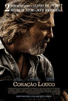 Capa do Filme Coração Louco
