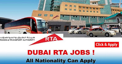 Latest Job Vacancies At Dubai RTA