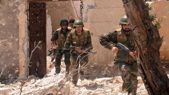 Ejército sirio mata a 170 terroristas de Ahrar Al-Sham en Damasco