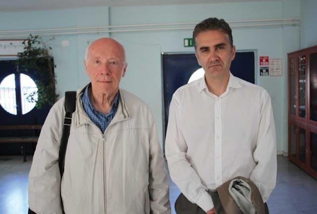 Ο Γάλλος επιστήμονας που μελετά τον Πόντο