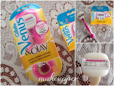 Review: Gillette Venus & Olay Sugarberry