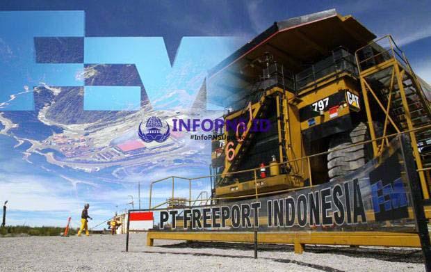 LOWONGAN PT. FREEPORT INDONESIA UNTUK FRESH GRADUATE, GAJI RP 10 JUTA LEBIH