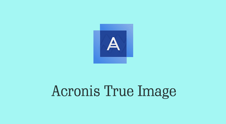 Acronis True Image 2019 Build 14690 Final Full