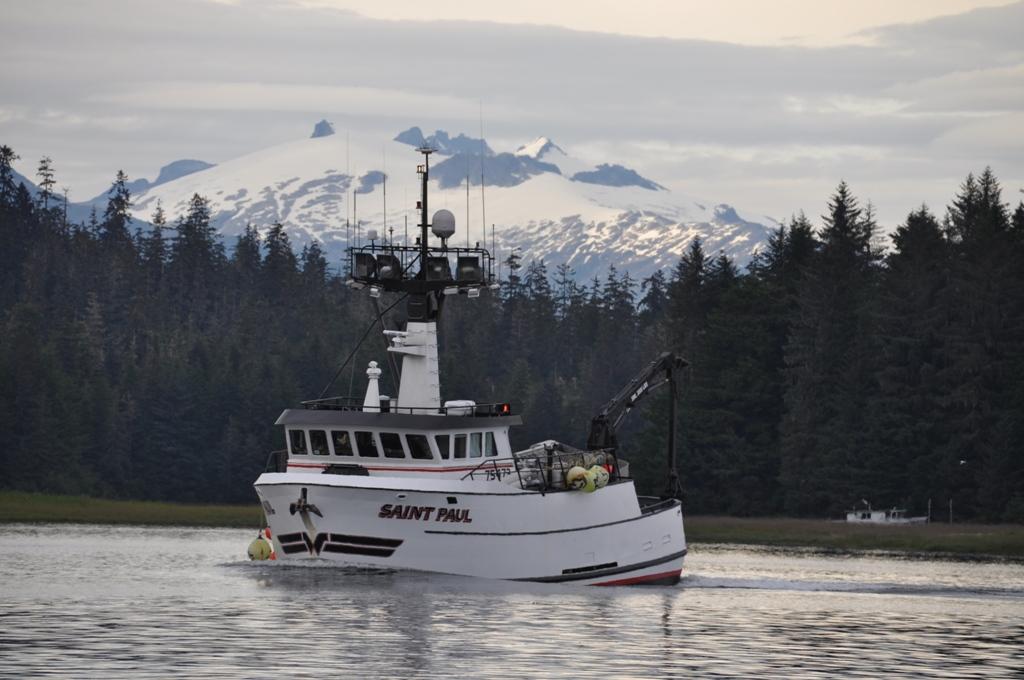 And willie said petersburg alaska 7 7 2015 for Petersburg alaska fishing