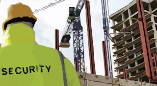 Keamanan Untuk Proyek Konstruksi