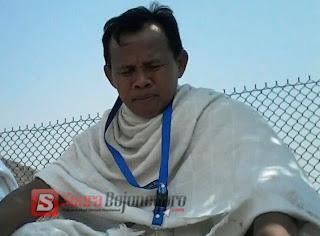 Jamaah Haji Melaksanakan Wukuf Di Padang Arafah