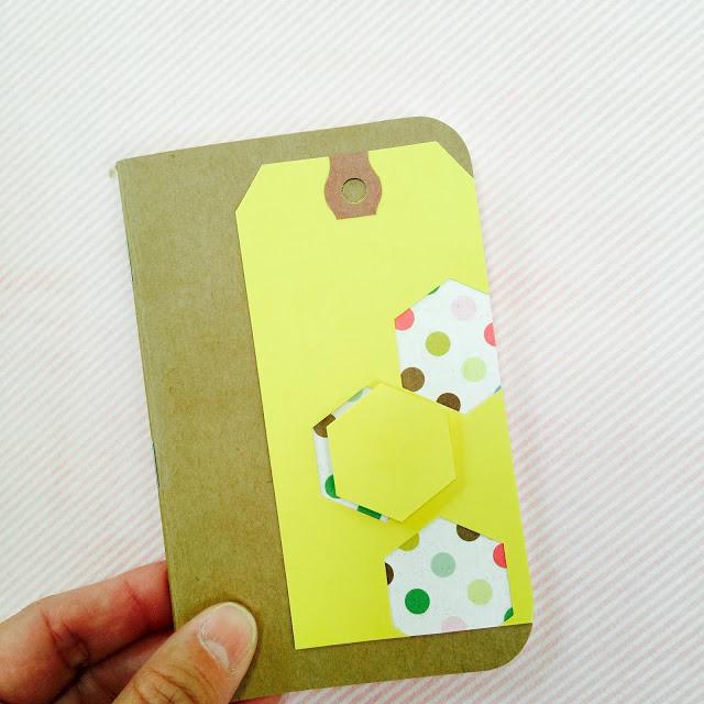 #midori #travelers notebook #journal #notebook #hexagon #lists