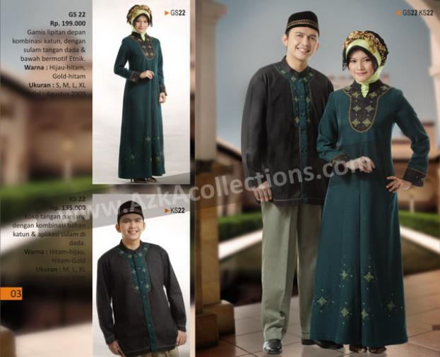 Clothing Catalog Azka The Simplicity Of Ethnic Muslims Complete