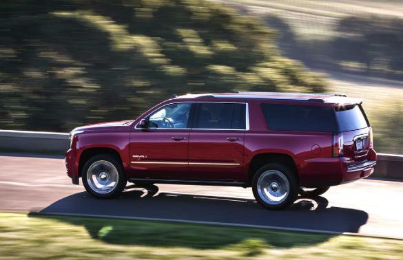 GMC Yukon XL Denali 4WD 8-Speed Automatic Review