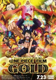 Download Film One Piece Film Gold (2016) CAM Subtitle Indonesia