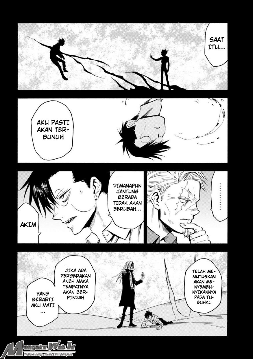 Blood Lad – Chapter 73 : Mati
