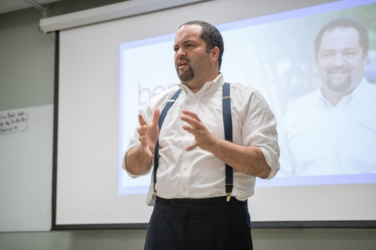 Former NAACP President Ben Jealous Wins Democratic Nomination For Governor