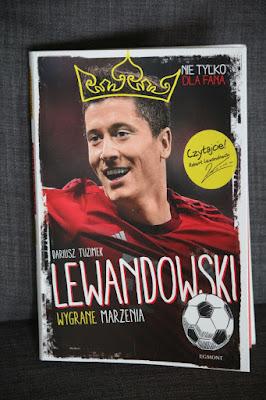 Biografia Roberta Lewandowskiego dla dzieci