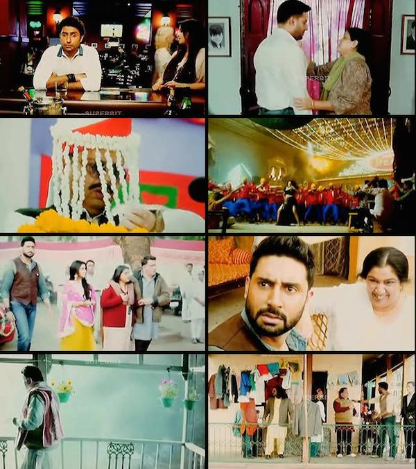 All is Well 2015 Hindi DVDScr 700MB Audio Cleaned