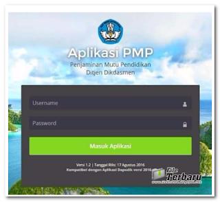 Aplikasi PMP (Penjaminan Mutu Pendidikan)