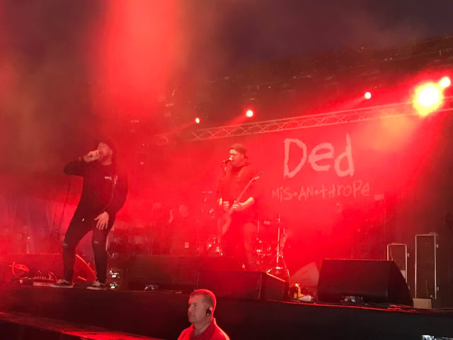 Ded at Download UK 2018