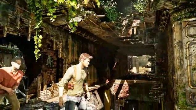 تحميل لعبة uncharted 3 ps3