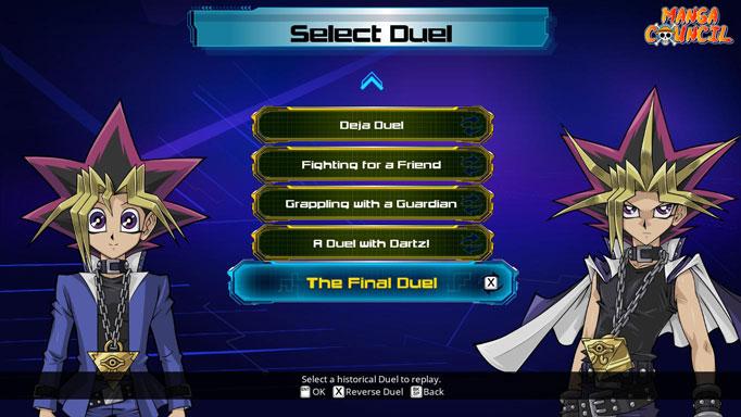 Yu Gi Oh Legacy Of The Duelist Save Game Manga Council
