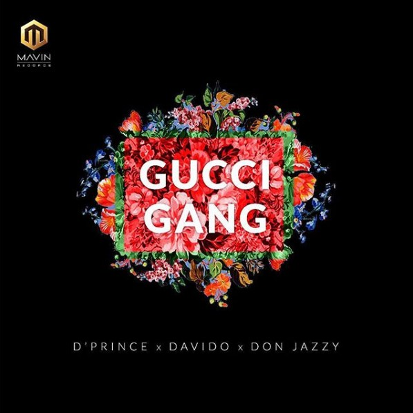 D'prince ft Davido, Don Jazzy - Gucci Gang