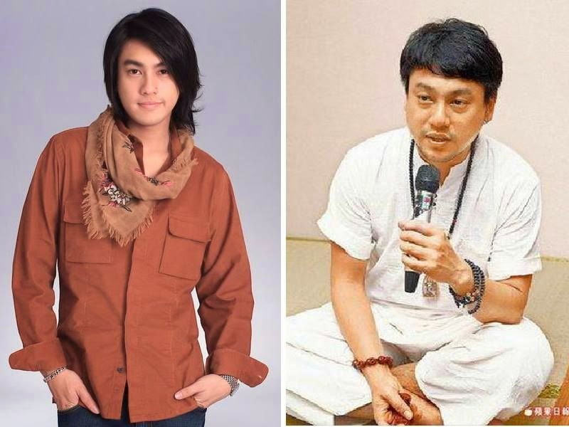 Pn Tay's Blog: Boyband F4's Ken Zhu hardly recognisable