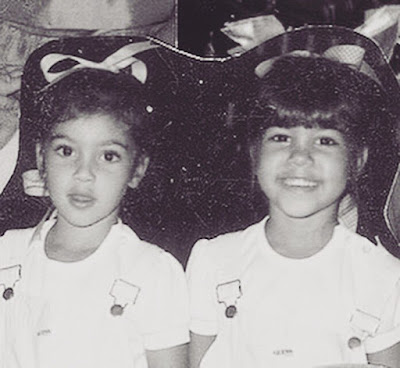 kim kardashian and kourt pic