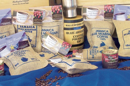 kopi Blue Mountain Wallenford Estate Jamaica salah satu kopi termahal di dunia