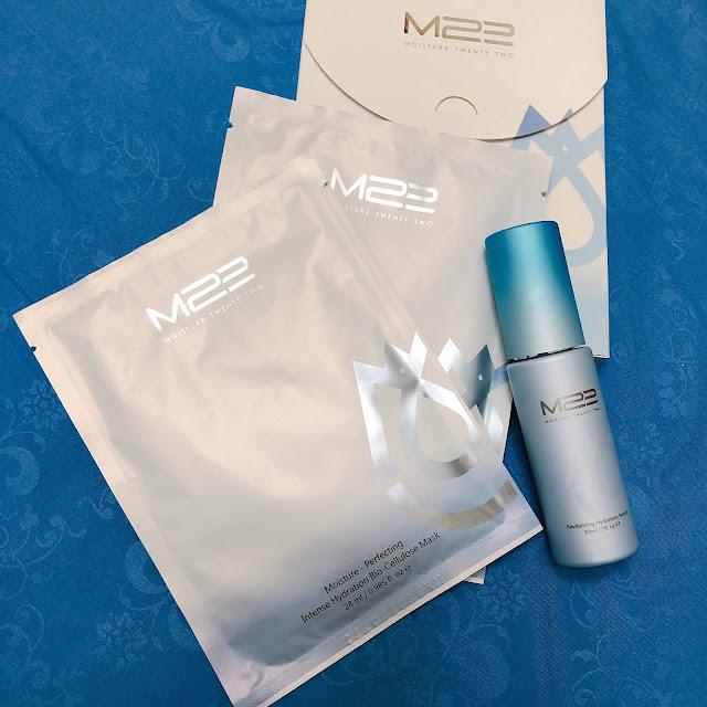 M22 清透保濕面膜精華液