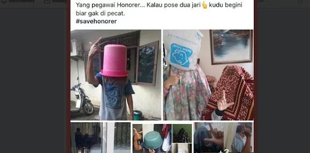 Aksi #Savehonorer, Rizal Ramli: Segitu Takutnya Melebihi Zaman Orba