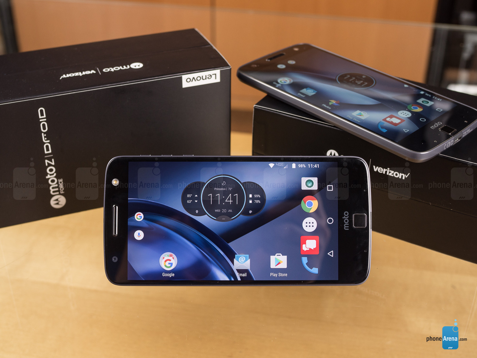 Motorola To Release Android 7.0 Nougat To The Moto Z and G4