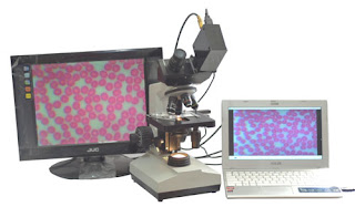 Peralatan Live Blood Analysis (LBA)