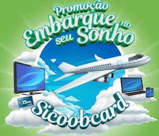 Cadastrar Promoção Sicoobcard Embarque No Seu Sonho 2016 2017