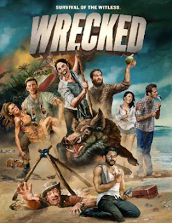 Wrecked (2x
