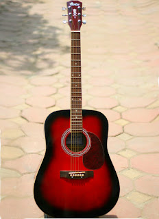 Guitar Acoustic Aw-41