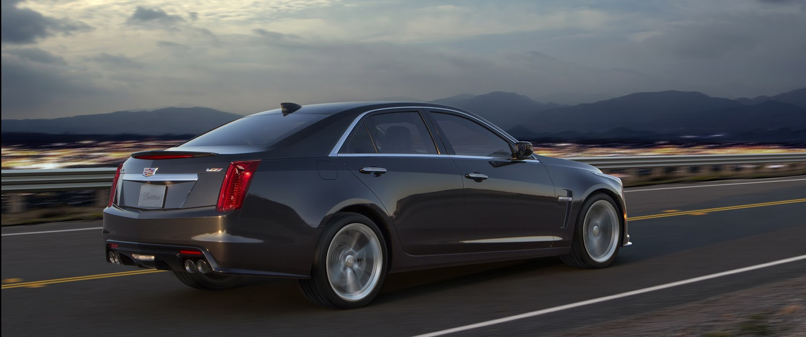 Selection Of New Cadillac Sedans And Crossovers Arriving After Mid