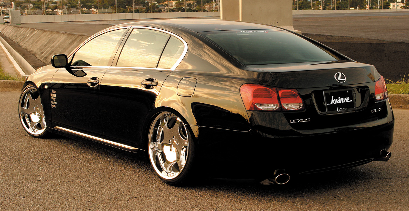 My View On Cars And Accessories: Toyota Lexus GS300