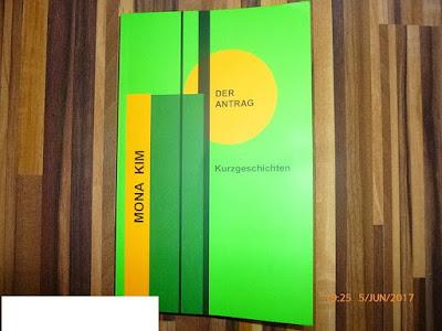 """""""Der Antrag - Kurzgeschichten"""" von Mona Kim"""