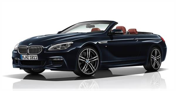 2018 BMW 6 Series xDrive Convertible, Gran Coupe Luxury-class Models