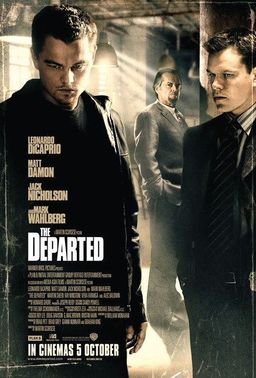 Nonton Film The Departed (2006)