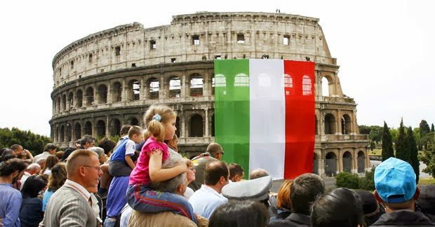 The Best Country in the World Italy