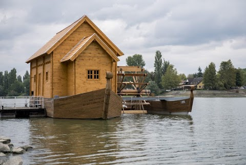 Hamarosan megépülhet a bajai hajómalom kikötője