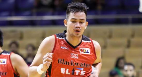 List: Leading scorers Blackwater Elite (PBA) vs Rizing Zephyr Fukuoka (B.League) 2018 Asia League Summer Super 8