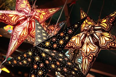 lampe étoile originale