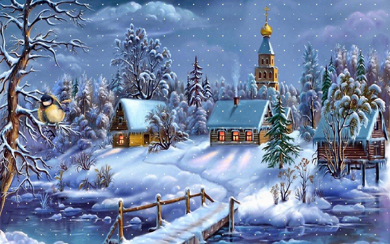 Fond d'écran Noël - image Noël