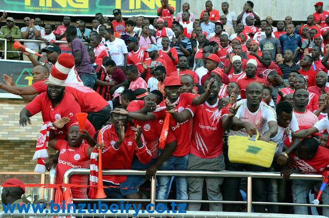 SIMBA SC KUSAFIRSHA MASHABIKI ZAMBIA KWENDA KUISHANGILIA TIMU MECHI NA NKANA FC JUMAMOSI MJINI KITWE