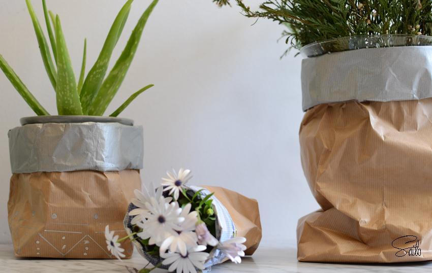 diy bolsas papel decoración