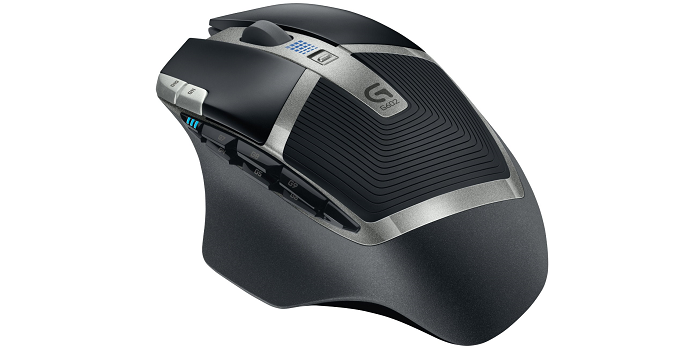 54f670664ab Lag-Free Wireless Gaming Mouse –Up to 2500 DPI • Up to 250 hours of battery  life • Power-saving, high-accuracy Delta Zero sensor technology