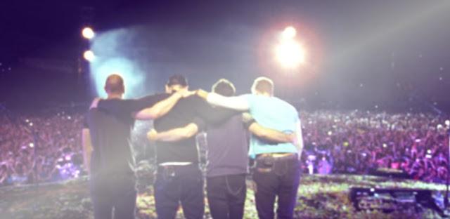 A Head Full Of Dreams by Coldplay - Lyrics