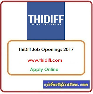 ThiDiff Hiring Freshers Frontend Developer Jobs in Bangalore Apply Online