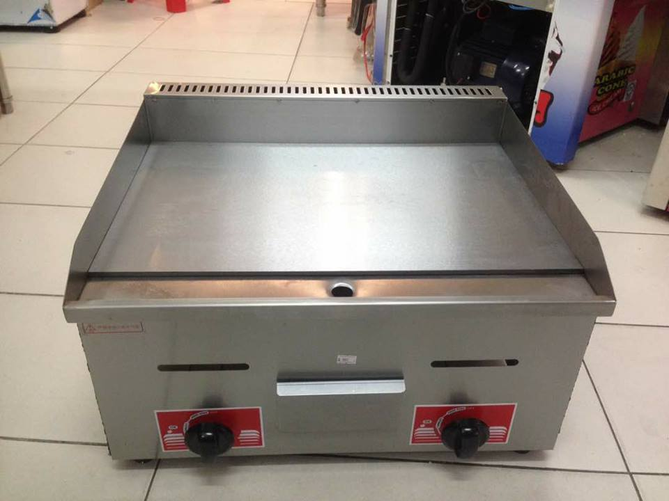 Griddle Grill Gas Burger Qbl718a Flat Rm680